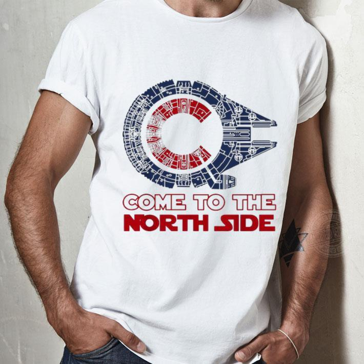 Star Wars Come To The North Side Shirt